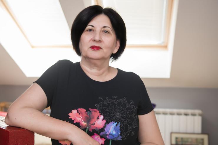 Jasminka Mesarić