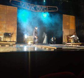 Štajga, predstava