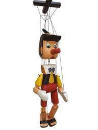 Foto – primjer lutke marionete